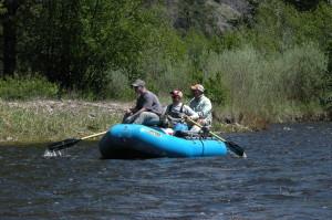Floater on Rock Creek