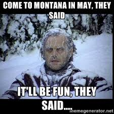 montana in may