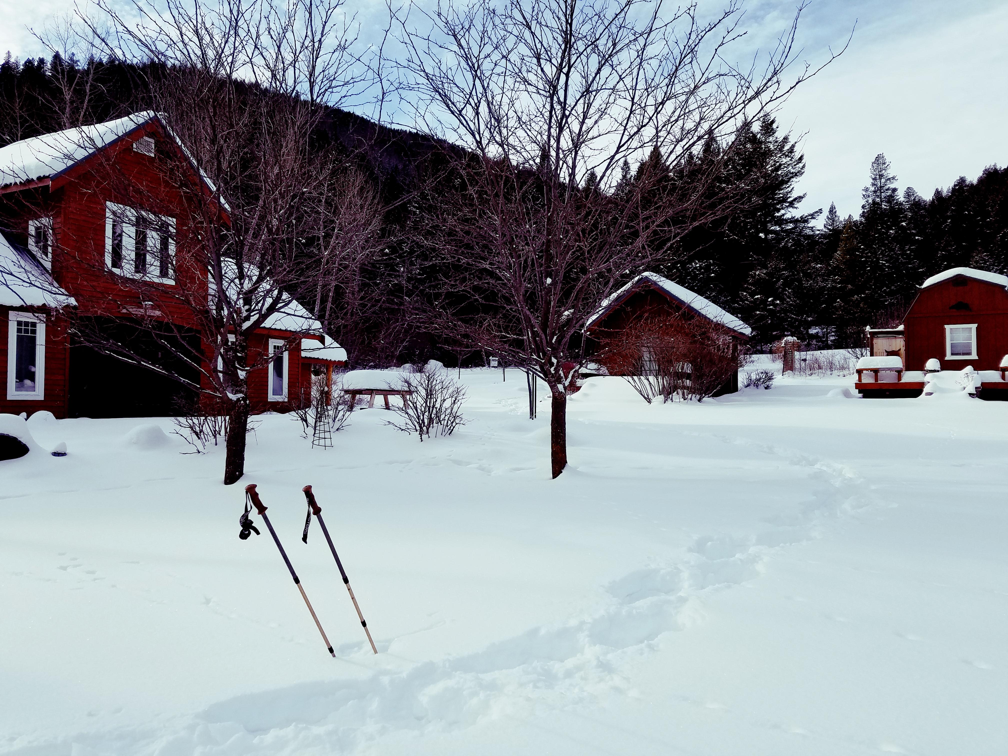 Cabin on Rock Creek – 15Jan16